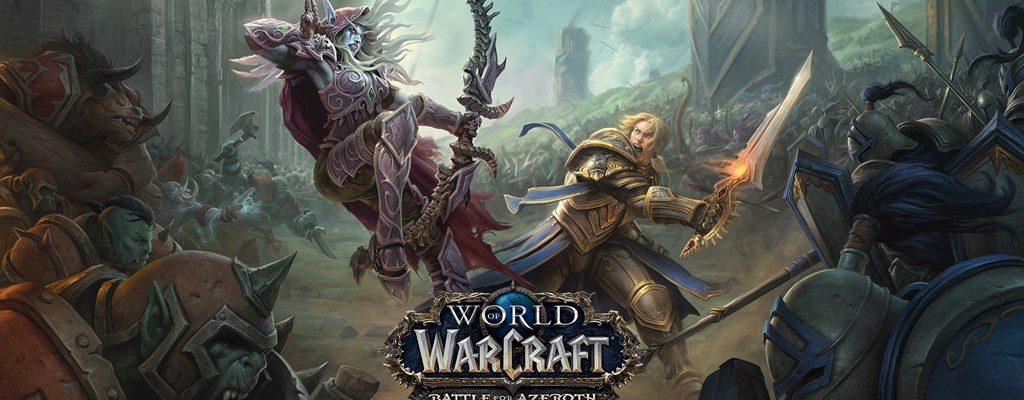 WoW: Battle for Azeroth vorbestellen – Das steckt in den drei Editionen