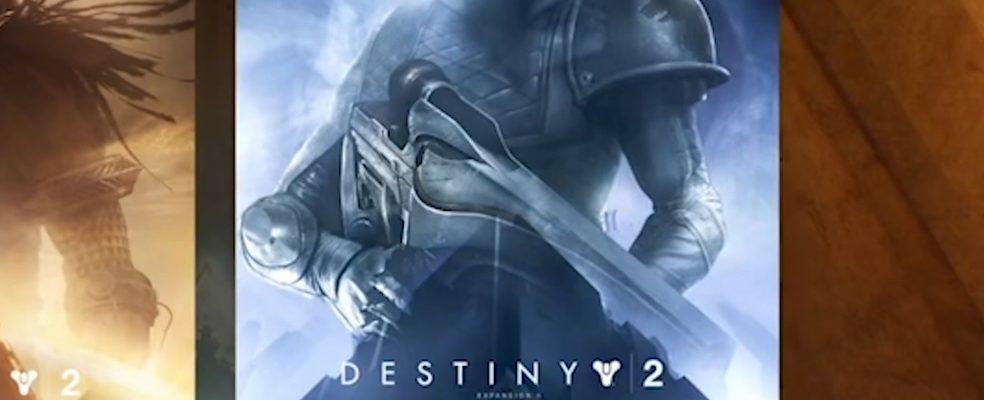 Destiny 2: Neuer Leak zum 2. DLC stellt Rasputin als nächsten Feind dar
