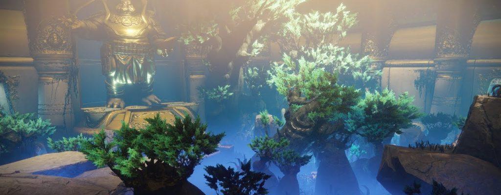 Destiny 2: Lustgarten-Challenge – So geht die Raid-Herausforderung