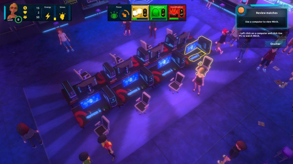 eSports Life eSports Café Turnier Reihe