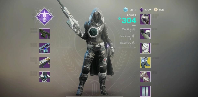 Destiny  Build Pve
