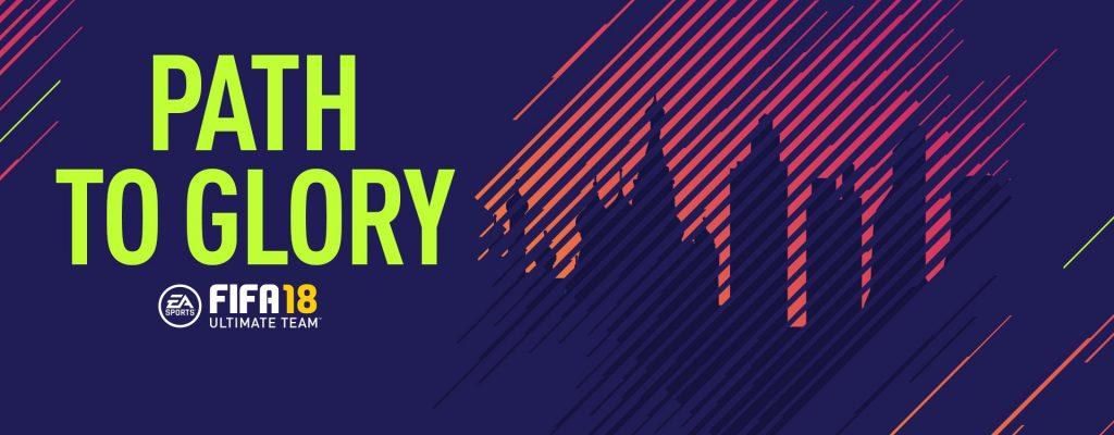 "FIFA 18: Path to Glory – Alle Infos zu ""Weg zum Ruhm"" im Ultimate Team"