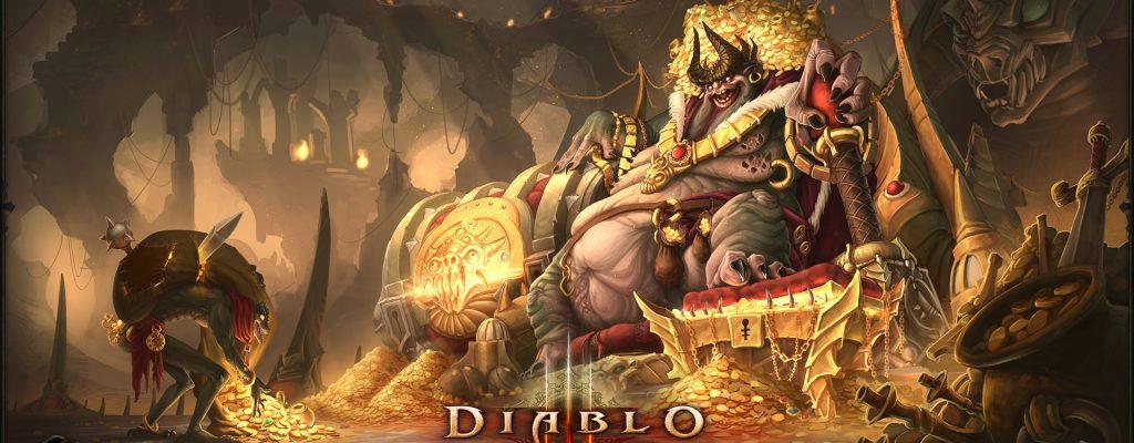 Diablo 3: Crossplay für PC, PS4, Xbox One ist doch kein Thema