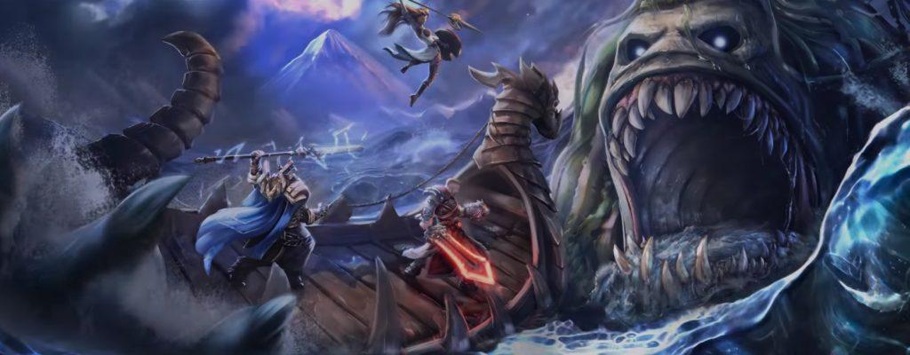SMITE bekommt ein neues RPG-Abenteuer: Rettet Herkules in Lokis Dungeon