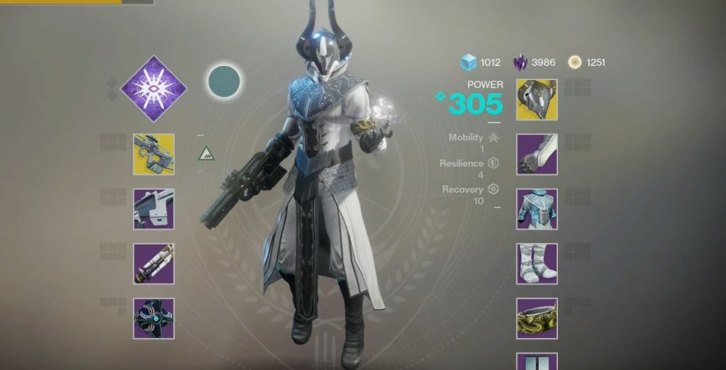 warlock build
