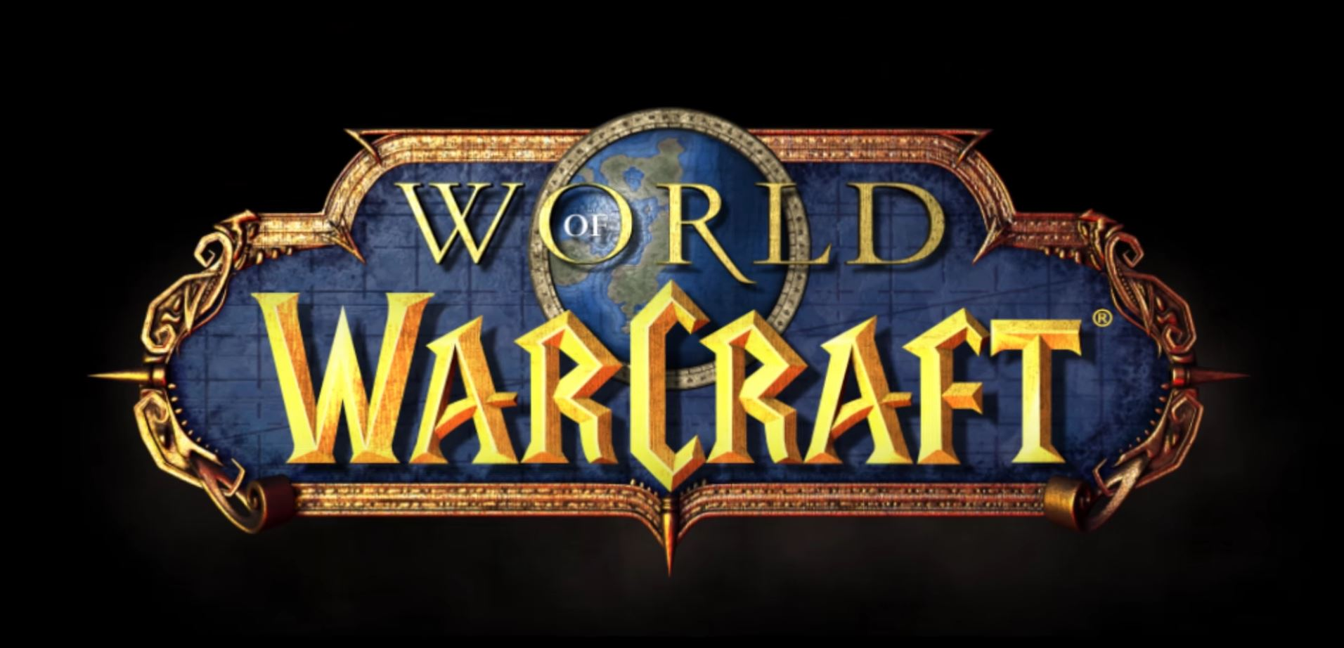 world of warcraft wow classic logo