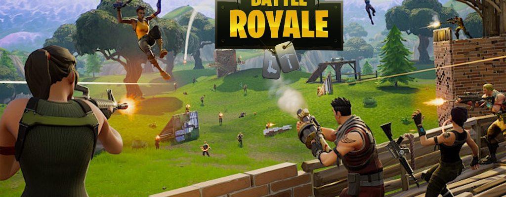 Fortnite: Battle Royale – Seht hier alle Waffen im Spiel, auch die besten