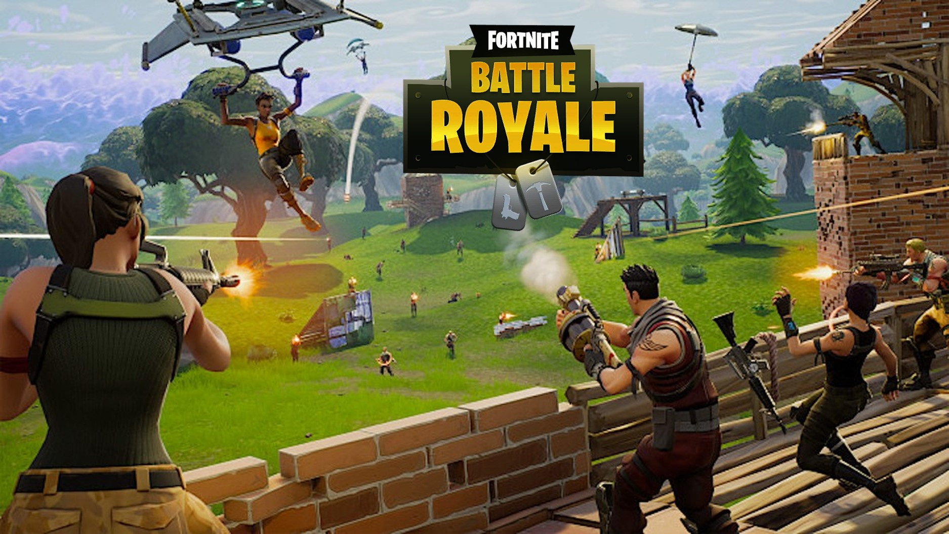 Fortnite Battle Royale Seht Hier Alle Waffen Im Spiel