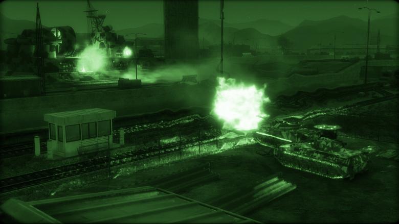 Armored Warfare Nachtschlacht