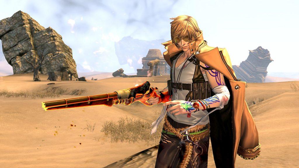 Blade and Soul Der verlorene Kontinent Hongmoon