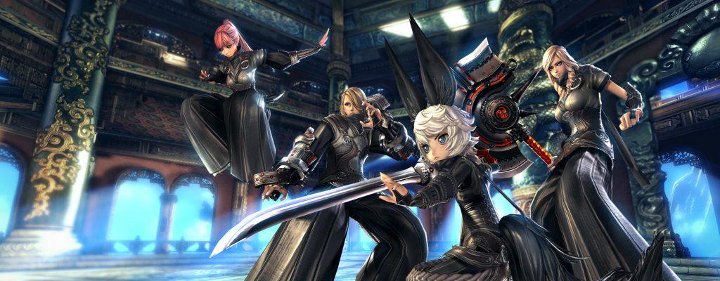 Blade & Soul: Warden's Fury Update bringt neue Klasse und 9. Story-Akt