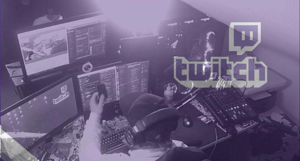 Cillidbaaang Twitch Setup Monitore