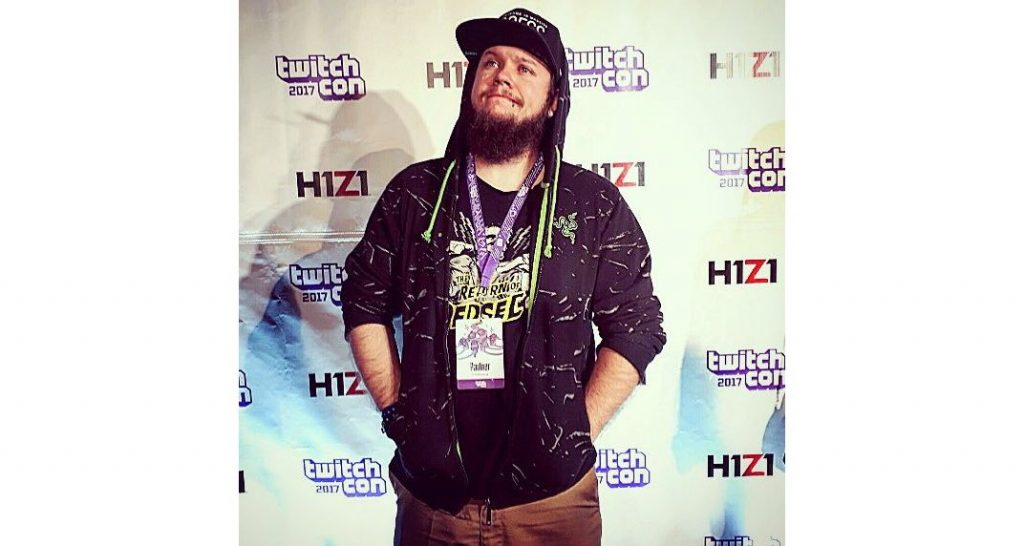 Cillidbaaang Twitch Streamer Twitchcon