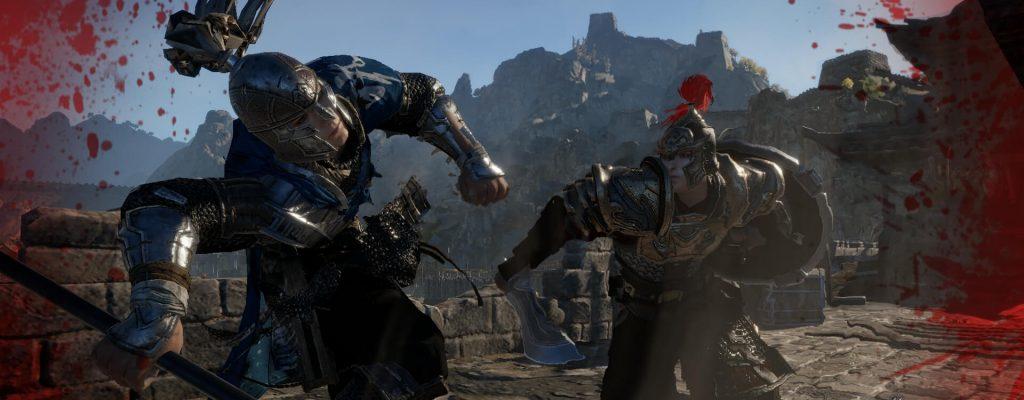 Ihr wollt den Action-Strategie-Mix Conqueror's Blade testen? Jetzt geht's!