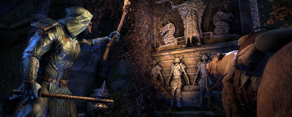 Bei The Elder Scrolls Online Geht Es Im 1 Dlc 2018 In Richtung Skyrim