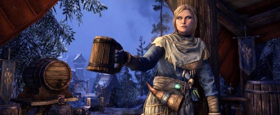 Neujahrsfest bei The Elder Scrolls Online führt durch ganz Tamriel