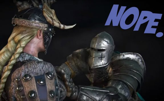 For Honor Exekution