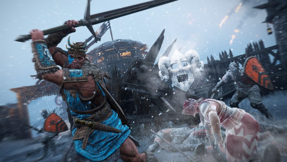 For Honor Frostwinde 2