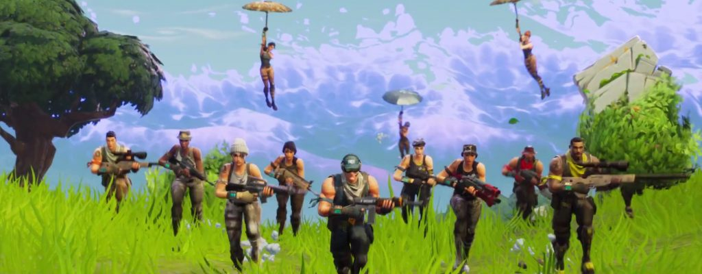 Welcher Spielertyp bist Du in Fortnite: Battle Royale?
