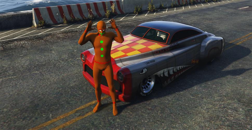 GTA 5 Online Hermes