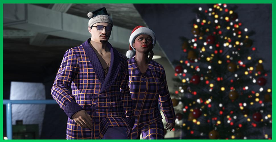 GTA 5 Online Weihnachten