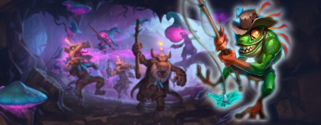 So bekommt Ihr die geheime Super-Angel im Hearthstone Dungeon Run