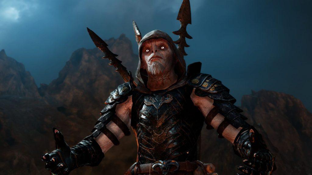 Herr der Ringe Schatten des Krieges Zug Orc