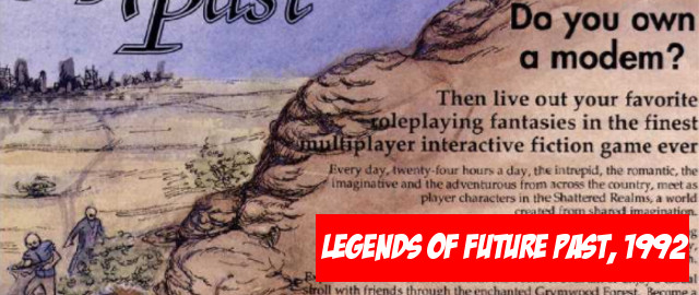 Legends of Future Past