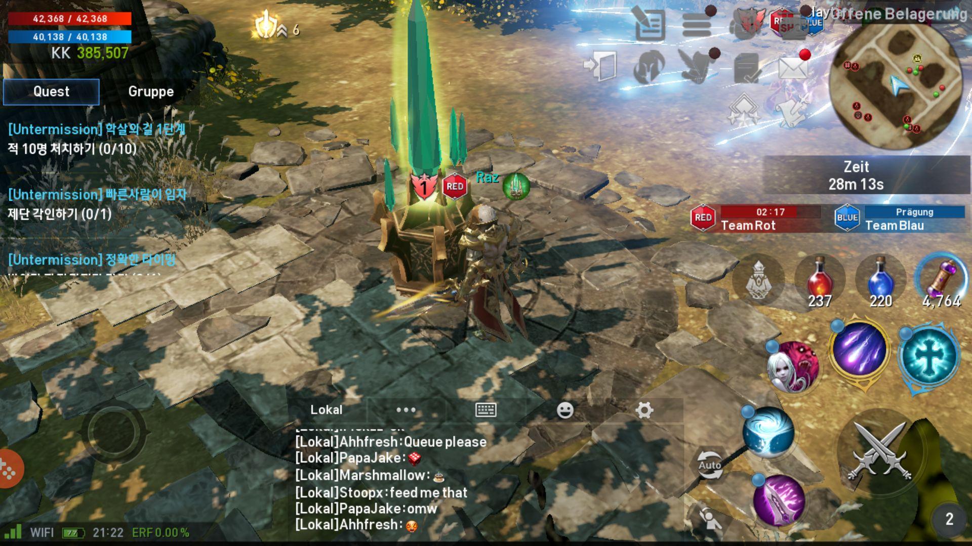 Lineage-2-Revolution-Belagerung-Screenshots-17