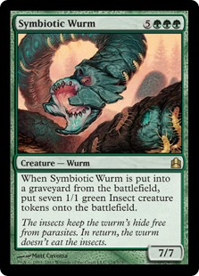 Magic Symbiotic Wurm