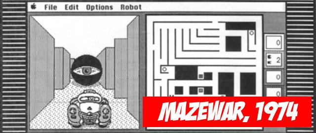 Mazewar