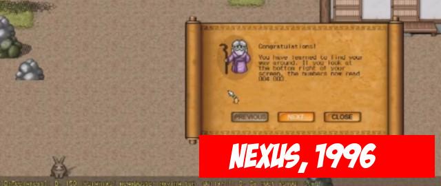 Nexus Kingdom of the Winds
