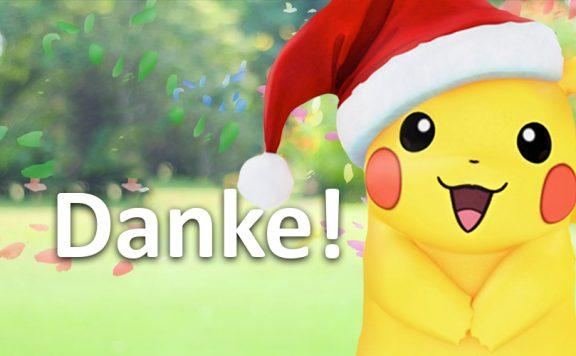 Pikachu Danke Titel