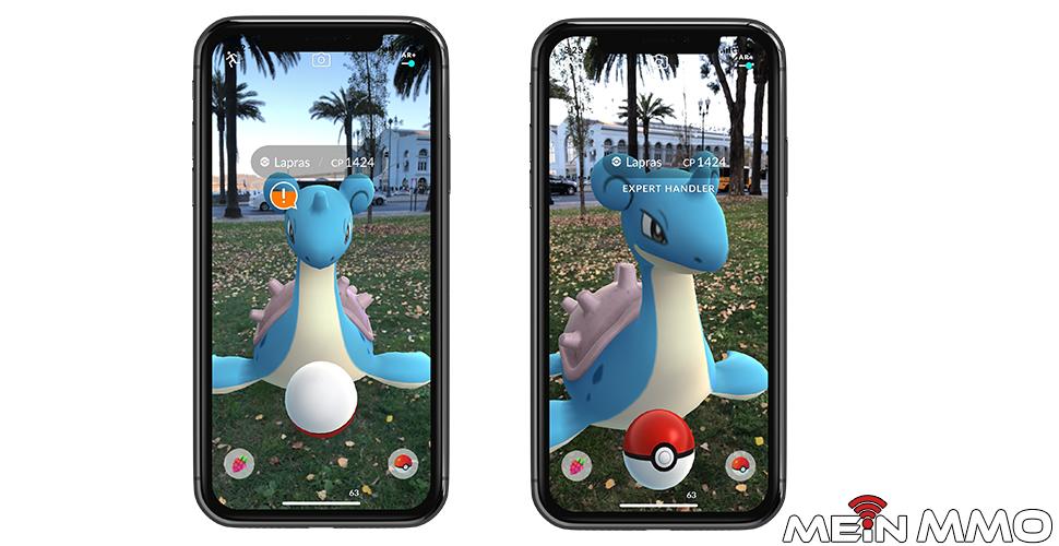 Pokémon GO AR+ Vorschau3