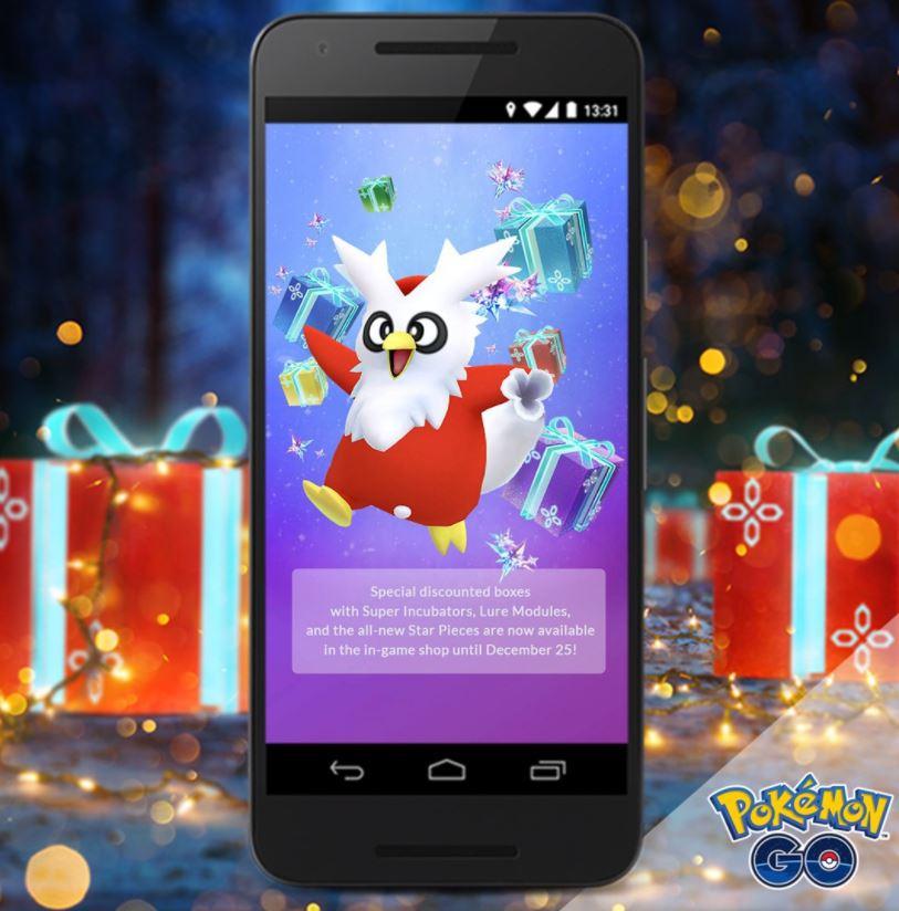 Pokémon GO Botogel Screen