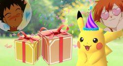 Pokémon GO Geschenke Titel