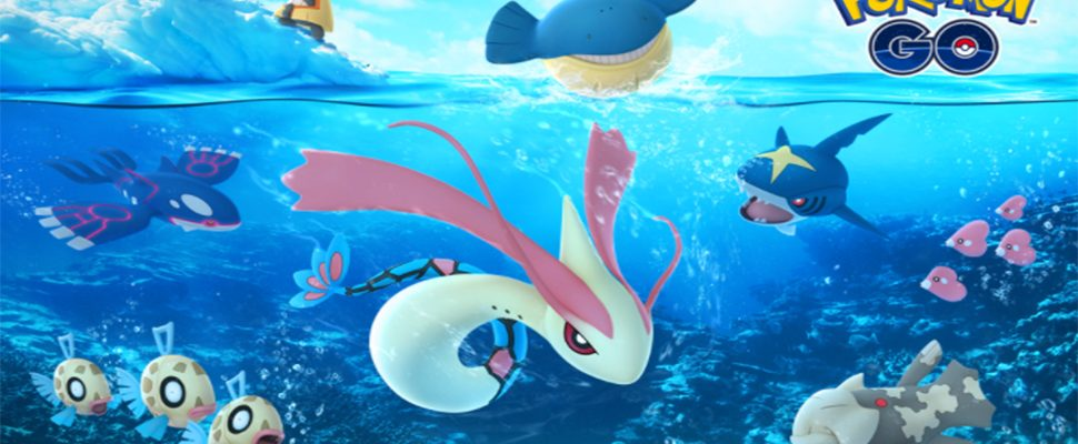 Pokémon GO Weihnachtsevent 2017 startet mit neuen Gen 3-Pokémon