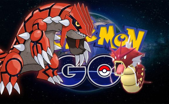 Pokémon GO Groudon Konter Titel