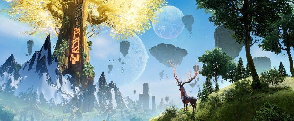 Neues Survival-MMORPG Rend bereitet Alpha-Phase vor