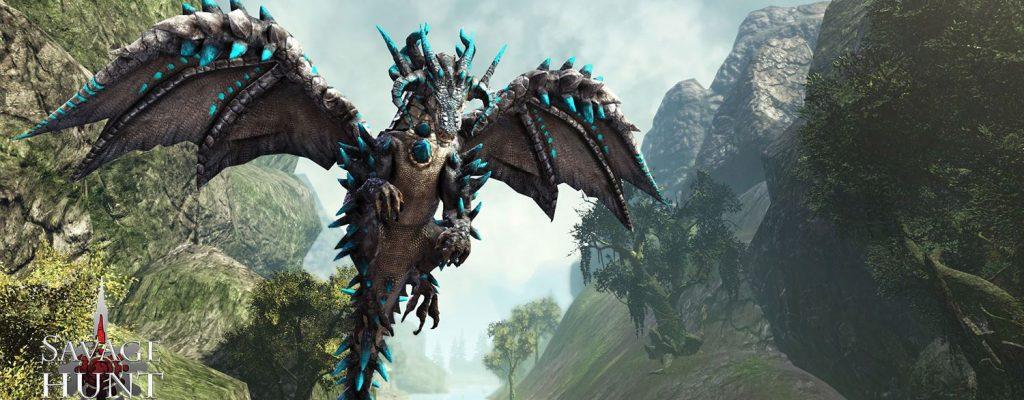 Neues MMO startet kurios und ohne Beta – Dragon's Prophet Reboot Savage Hunt plötzlich spielbar