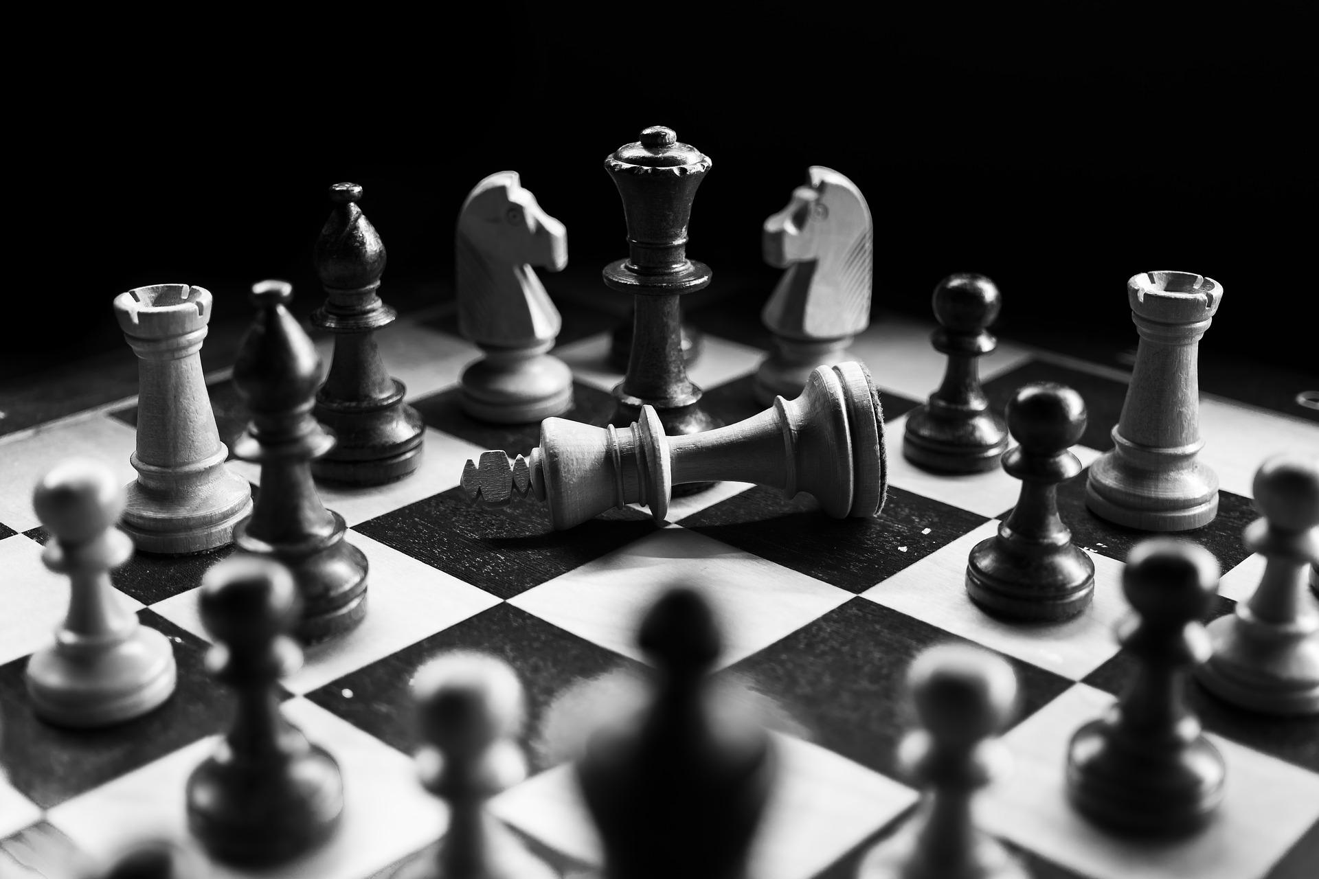 Schachbrett 2