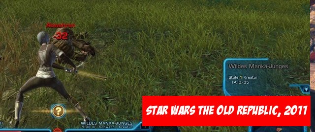 Star Wars the old republic2011