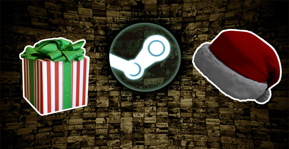 Steam Weihnachten