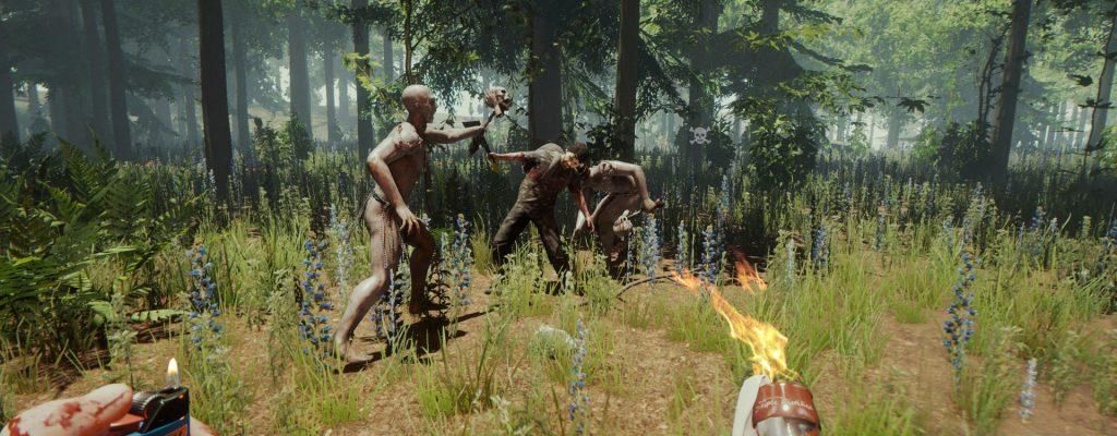Survival-Horror-Game The Forest kommt nach 4 Jahren endlich auf die PS4