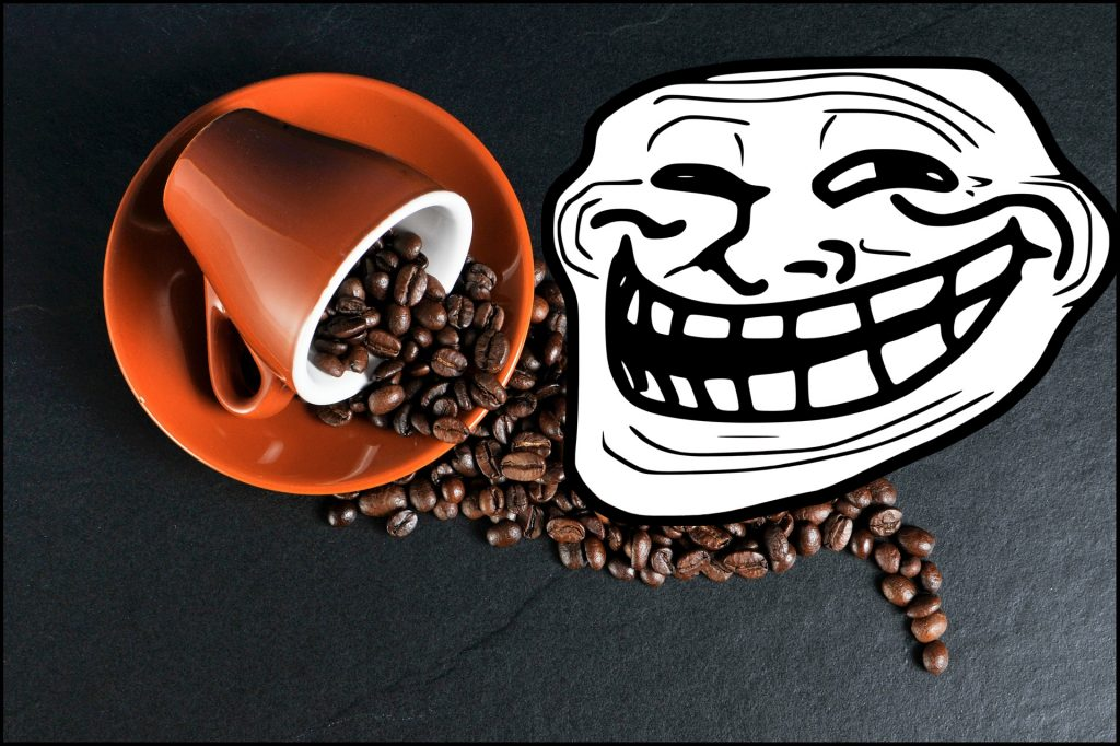 Trollface Cafe