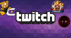 Twitch Guide Titel with Streamr Logos Cillidbaaang TheEnclase Cirouss2