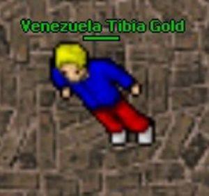 Venezuela Tibia Gold