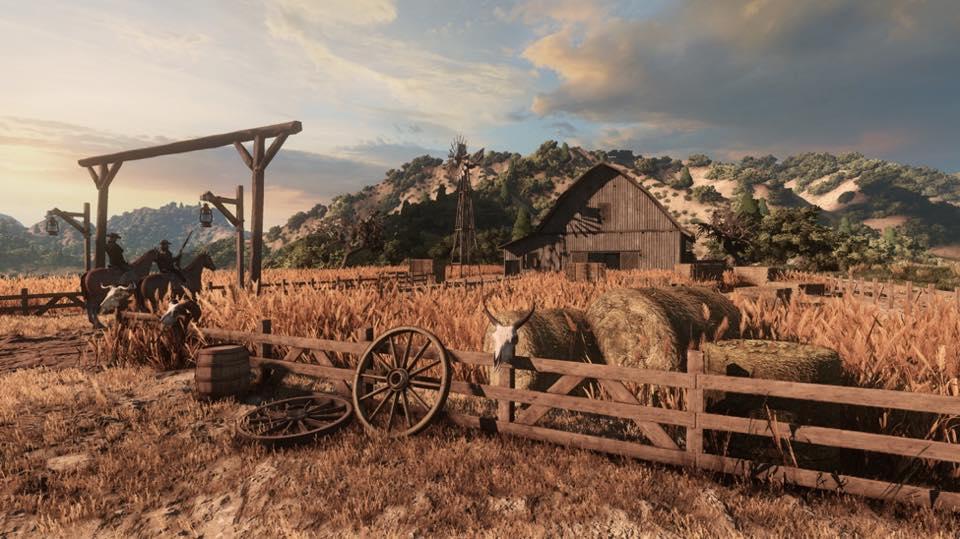 Wild West Online Farm