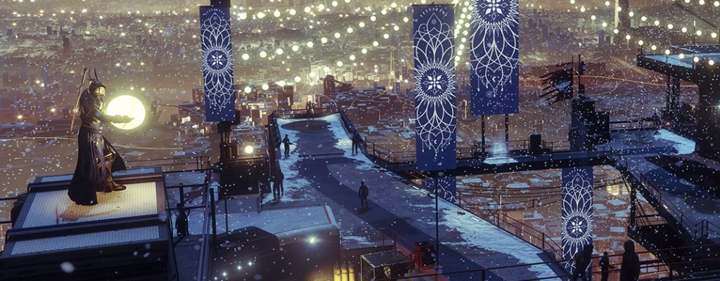 Destiny 2: Alle Gesten, Schiffe, Shader & Sparrows des Anbruch-Events