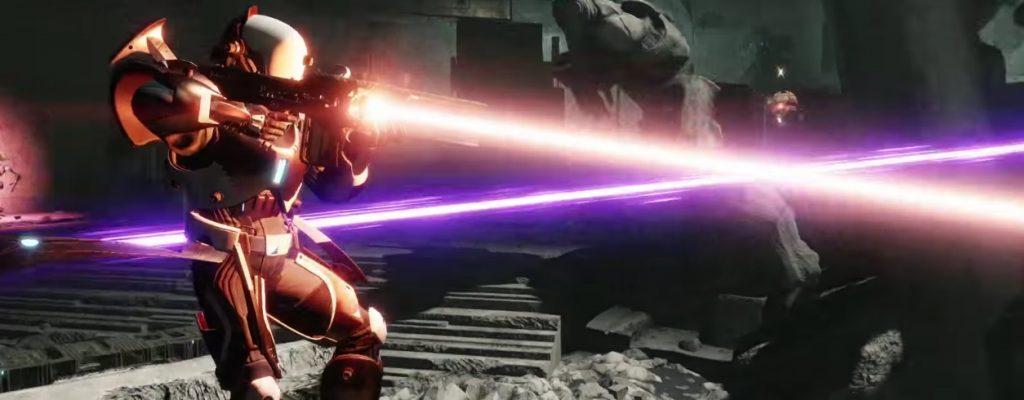 Mega-Waffe bei Destiny 2 ist tot, aber eins kann sie noch …